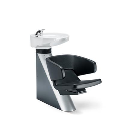 LavaSit Joy Shampoo Chair - dimensions