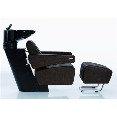 LavaSit Diner Shampoo Chair - Dimensions