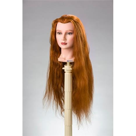 Caliven Mannequin Head - Real Hair