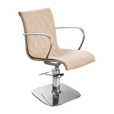 Alu Styling Chair Chair With Passe-Partout
