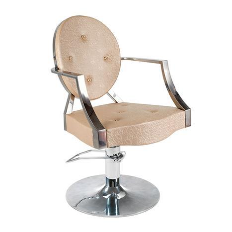 Pompadour Easy Chair With Modern 2