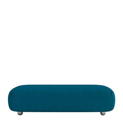 Ouverture Pouf Large Waiting 3 Seater