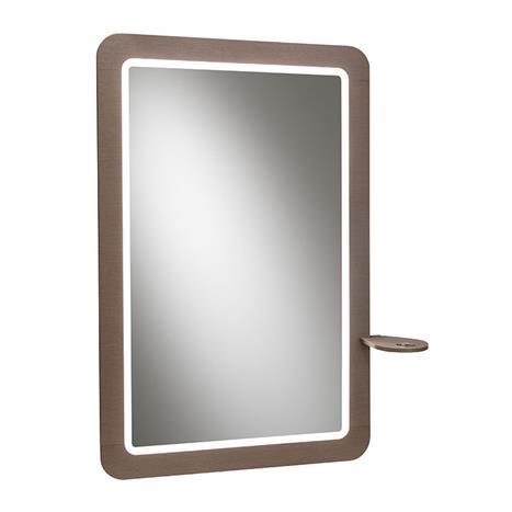 Square Mirror Wall Mounting