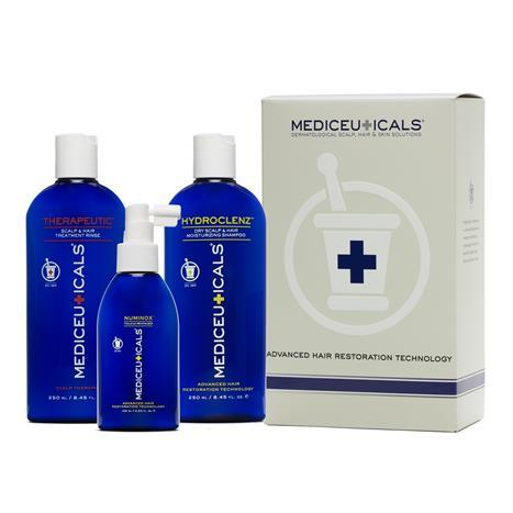 Hair Restoration Kit Dry 3 Pc 250 Ml.