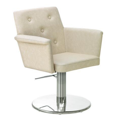 ISOTTA CHAIR P07 Alu Swivel