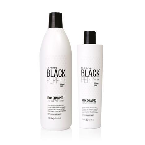 Black Pepper Shampoo 300 ML