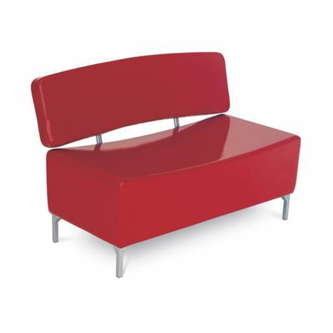 Estro Waiting Sofa - 2 Seater