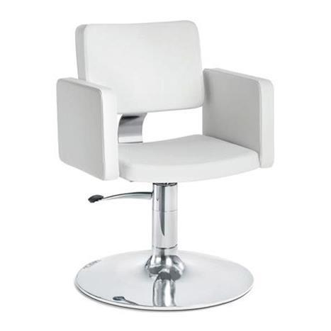 Cube Chair - foot plate, comfort pump, lock base